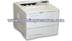 Impresora Hp Enterprise 4000