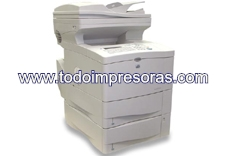 Impresora Hp Enterprise 4101 MFP