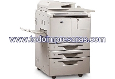 Impresora Hp Enterprise 9065 MFP