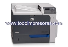 Impresora Hp Enterprise CP4525