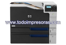 Impresora Hp Enterprise CP5525