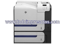 Impresora Hp Enterprise M551