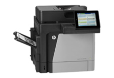 Impresora Hp Enterprise M630 MFP