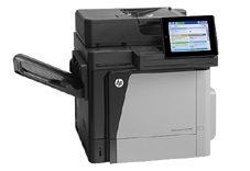Impresora Hp Enterprise M680 MFP