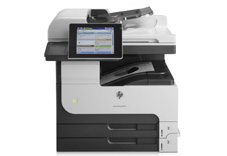Impresora Hp Enterprise M725 MFP