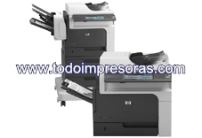 Impresora Hp Enterprise M4555 MFP