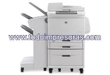 Impresora Hp Enterprise M9050 MFP