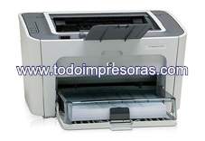 Impresora Hp Enterprise P1500
