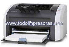 Impresora Hp Enterprise 1015