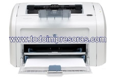 Impresora Hp Enterprise 1020