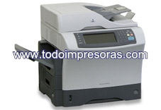 Impresora Hp Enterprise 4345 MFP