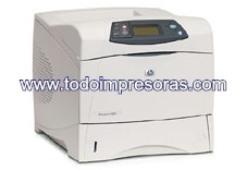Impresora Hp Enterprise 4350