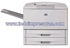 Impresora Hp Enterprise 9040