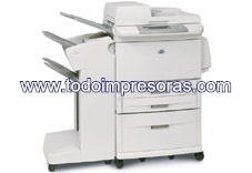 Impresora Hp Enterprise 9050