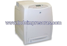 Impresora Hp Enterprise 4650