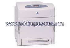Impresora Hp Enterprise 5550
