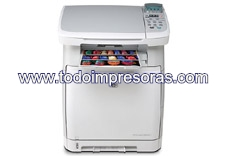Impresora Hp Enterprise CM1017 MFP