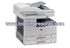 Impresora Hp Enterprise M5025 MFP