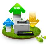 impresion ecologica reducción de costes de empresa