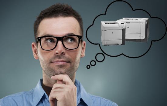 cuando comprar impresoras monofuncion