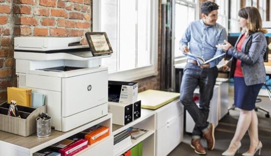 configuracion impresoras compartidas en la oficina