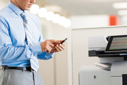 ventajas de imprimir con el móvil
