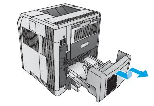 cambiar fusor hp laserjet m605