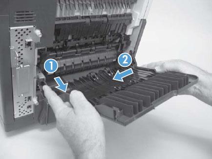 cambiar fusor hp p4015