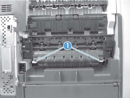 cambio fusor hp laserjet m605
