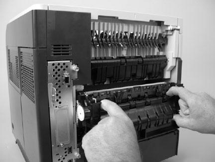 instrucciones cambiar fusor rm1-4579