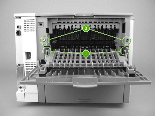 cambiar fusor hp p3005