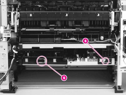 instrucciones cambio fusor hp 1320