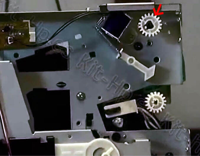 instrucciones cambio fusor rm1-2337
