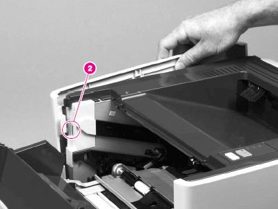 cambiar fusor hp laserjet 1320