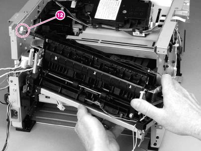 instrucciones fusor hp rm1-2337
