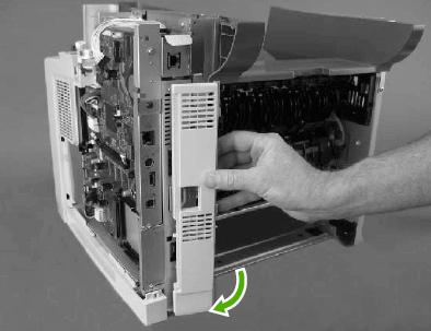 instrucciones fusor hp m3027