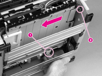 instrucciones fusor hp 1320