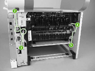 cambiar fusor hp m3027