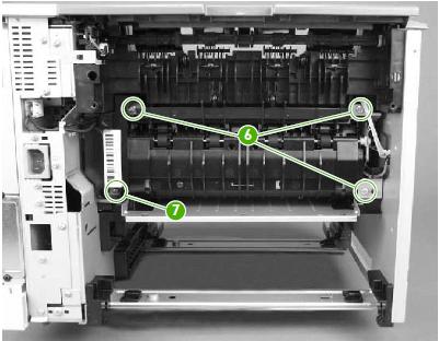 cambiar fusor hp laserjet m3027