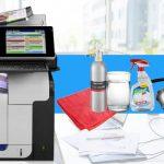como limpiar las impresoras laser