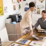 impresoras para oficina pequeña mediana