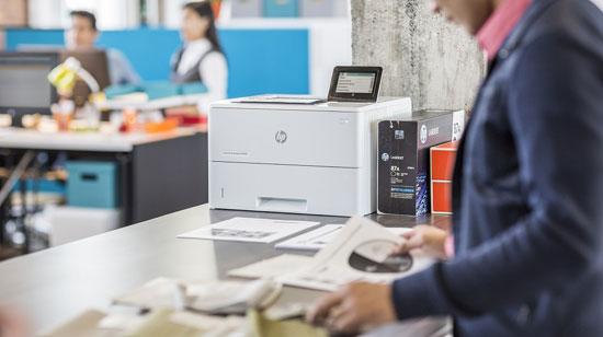 caracteristicas impresora de oficina