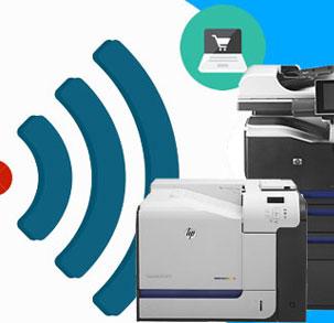 convertir impresora en wifi