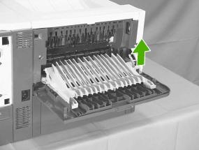 instrucciones cambio fusor hp p3015