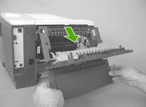 cambiar fusor hp laserjet p3015