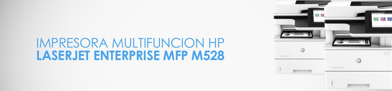 caracteristicas impresora hp m528