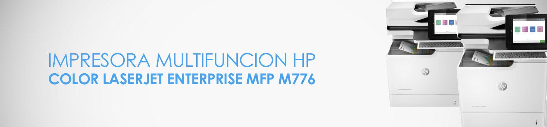 caracteristicas hp m776