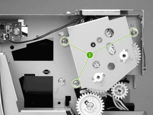 como cambiar fusor hp p2014