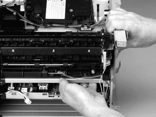 cambiar fusor impresora hp p2015