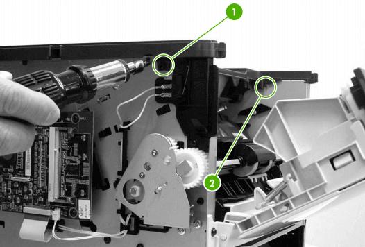 como cambio fusor p2015
